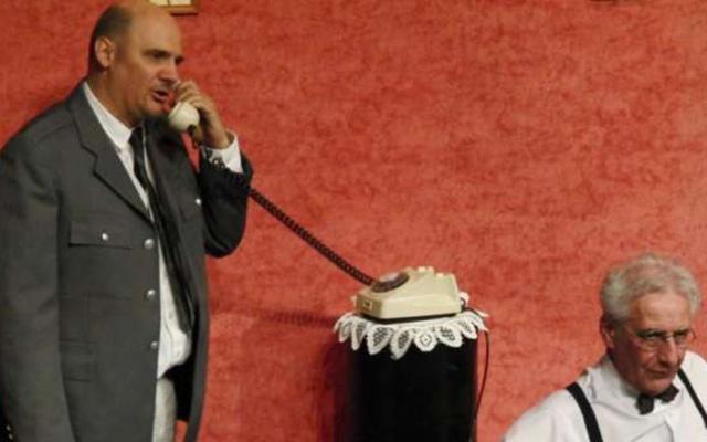 Március 13-án a Fregoli Színház előadásában: Ez volt, ez van …. vidámság 2 részben