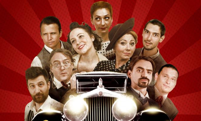 """Október 29-én az Aranyszöm színpadára érkezik a """"Meseautó"""" című zenés darab"""