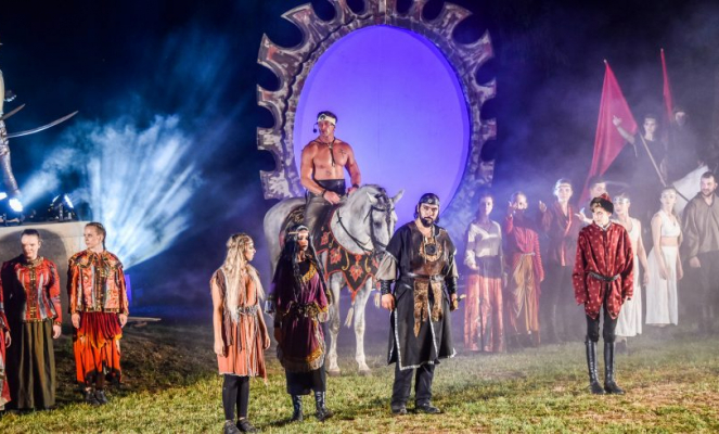 Patkó Lovas és Szabadtéri Színház, Mórahalom 2019-es évad lovas színházi kínálata