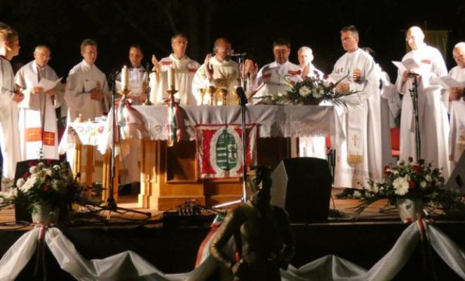 HOMOKHÁTSÁG BÚCSÚ ÜNNEPE – augusztus 19-én Mórahalmon