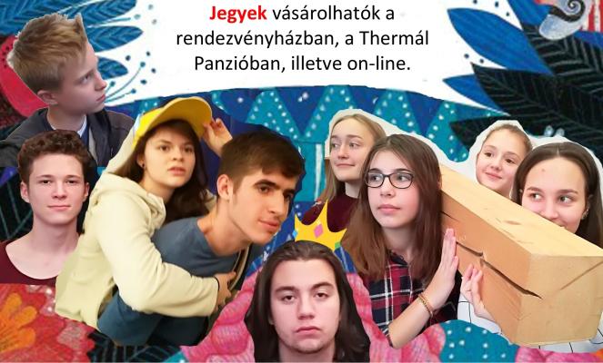 Lázár Ervin: Szegény Dzsoni és Árnika – mesejáték a Dugonics András Piarista Gimnázium diákszínpada közreműködésével