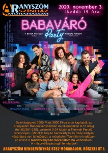 BABVÁRÓ PARTY-ok